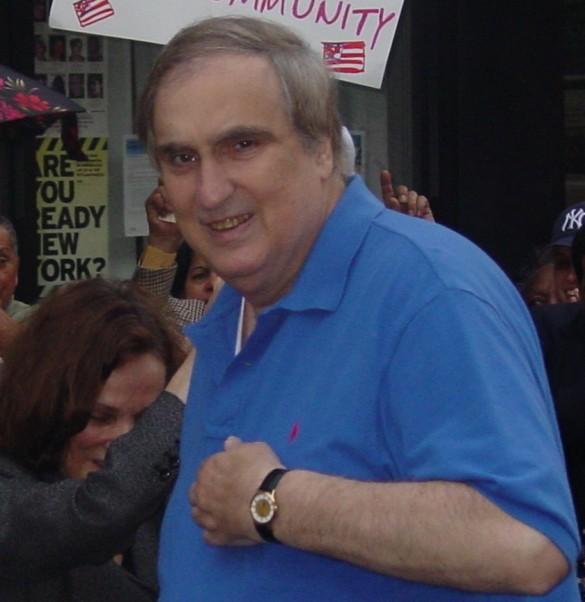 Aparecio de vuelta Carlos Spinzi, ex-lider de C.A.D.R.O.T.A.